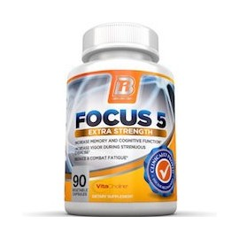 FOCUS 5 EXTRA STRENGTH (90 CAPSULAS)