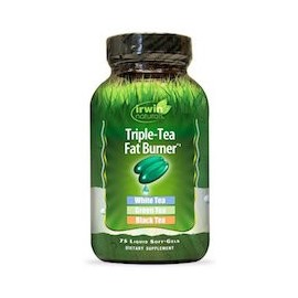 TRIPLE TEA FAT BURNER - QUEMAR GRASAS Y RAPIDO (75 CAPSULAS)
