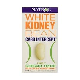 WHITE KIDNEY BEAN CARB INTERCEPT (120 CAPSULAS)