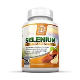 SELENIUM EXTRA STRENGTH 200 MCG (180 CAPSULAS)
