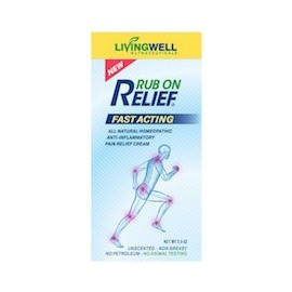 RUB ON RELIEF - CREMA ANALGÉSICA NATURAL (90ML)