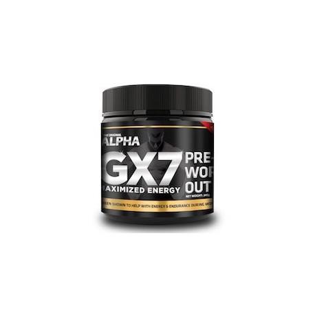 GX7 MAXIMIZED ENERGY ANTES DE ENTRENAR (245 GRAMOS)
