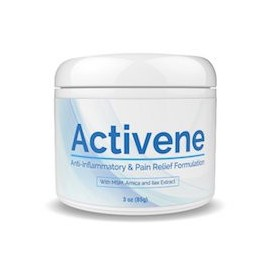 ACTIVENE CREMA ANALGÉSICA Y ANTIINFLAMATORIA NATURAL (85 GRAMOS)