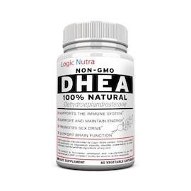 DHEA 100MG COMPLETAMENTE NATURAL (60 CAPSULAS VEGETARIANAS)