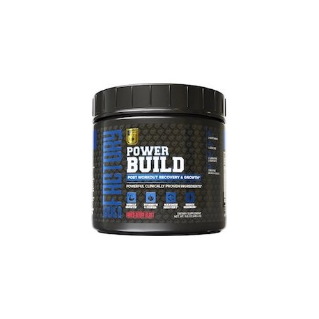POWER BUILD PARA DESPUES DE ENTRENAR (443 GRAMOS)