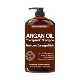 ARGAN OIL THERAPEUTIC SHAMPOO (473ML)