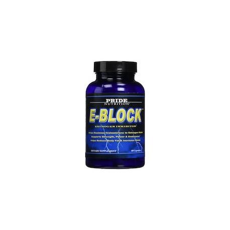 E BLOCK INHIBIDOR DE ESTRÓGENOS (60 CAPSULAS)