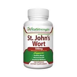 ST. JOHN'S WORT MEJOR SALUD MENTAL (100 CAPSULAS)