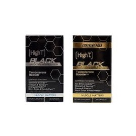 BLACK AM Y PM ORIGINAL DE USA PARA MÁS TESTOSTERONA (2 PRODUCTOS)