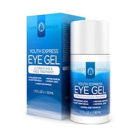 YOUTH EXPRESS EYE GEL QUITAR ARRUGAS Y CÍRCULOS DE LOS OJOS (50ML)