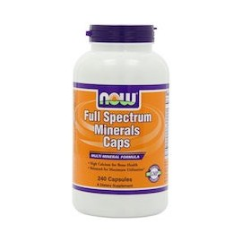 FULL SPECTRUM MINERAL (240 CAPSULAS)