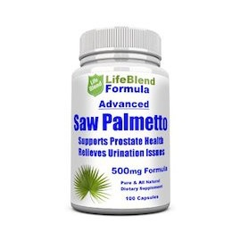 ADVANCED SAW PALMETTO (100 CAPSULAS)