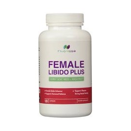 FEMALE LIBIDO PLUS (120 CAPSULAS)