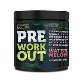 PRE WORKOUT WATERMELON (245 G)