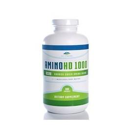 AMINOHD 1000 (400 CAPSULAS)