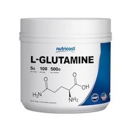 L-GLUTAMINE (500 GRAMOS)