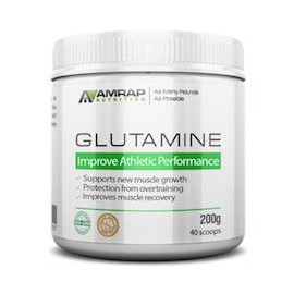 GLUTAMINE (200 GRAMOS)