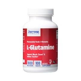 L GLUTAMINE (100 TABLETAS)