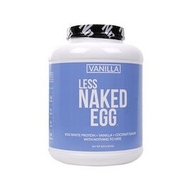 VANILLA LESS NAKED EGG (1360,78 G)
