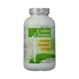 SUPER COLON CLEANSE (240 CAPSULAS)