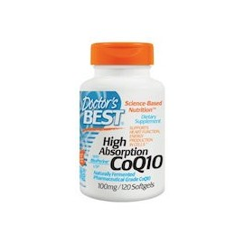 HIGH ABSORPTION COQ (120 CAPSULAS)
