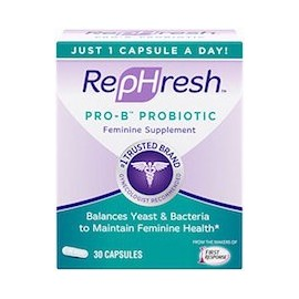 REPHRESH PRO-B PROBIOTIC (30 CAPSULAS)