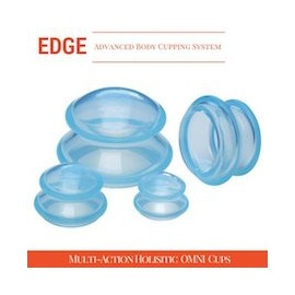 CUPPING MASSAGE KIT CUPPING (4 COPAS DE SUCCION)
