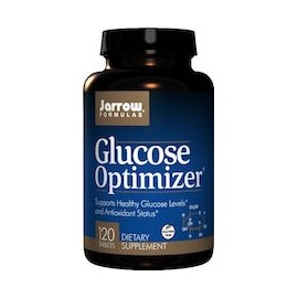 FORMULAS GLUCOSE OPTIMIZER (120 CAPSULAS)