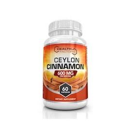 CEYLON CINNAMON (60 CAPSULAS)