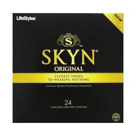 SKYN ORIGINAL (24 CONDONES LUBRICADOS)
