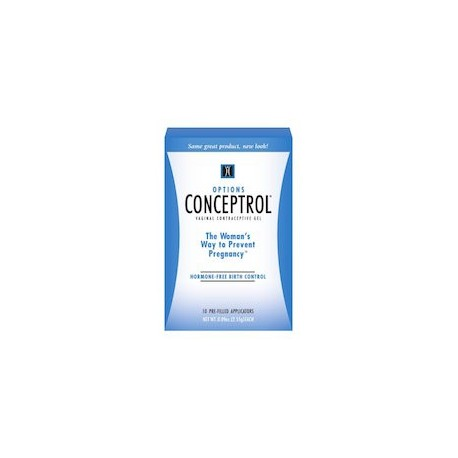 OPTIONS CONCEPTROL GEL ANTICONCEPTIVO (255 GRAMOS)
