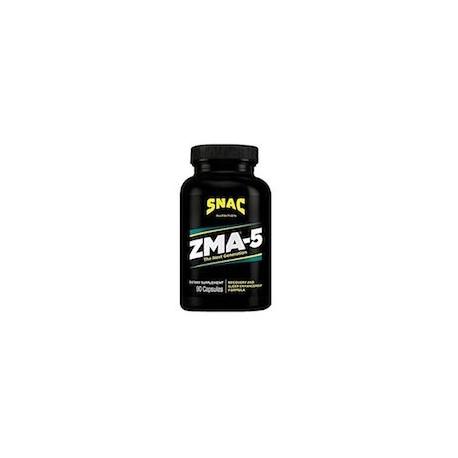 ZMA 5 WITH 5 HTP (90 CAPSULAS)