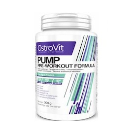 PUMP POWERFUL PRE WORKOUT (300 GRAMOS)