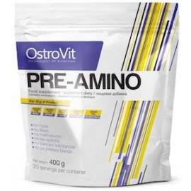 OSTROVIT PURE AMINO BCAA BETA ALANINE (400 GRAMOS)