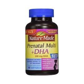 PRENATAL MULTI + DHA (90 CAPSULAS)
