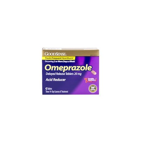 OMEPRAZOLE OMEPRAZOL (42 TABLETAS)
