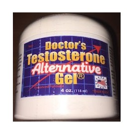 DOCTORS TESTOSTERONE ALTERNATIVE GEL (118ML)