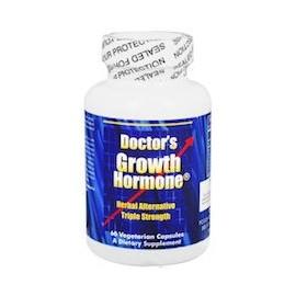 DOCTORS GROWTH HORMONE AUMENTAR LA TESTOSTERONA (60 CAPSULAS)