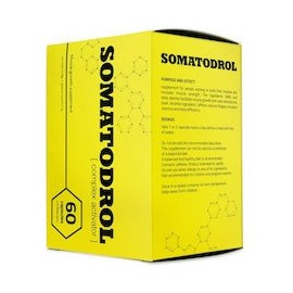 SOMATODROL AUMENTAR LA TESTOSTERONA (60 CAPSULAS)