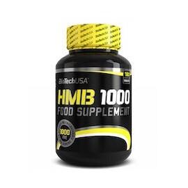 HMB 1000 CRECIMIENTO MUSCULARA DEFINICIÓN RECUPERACIÓN RÁPIDA (180 TABLETAS)