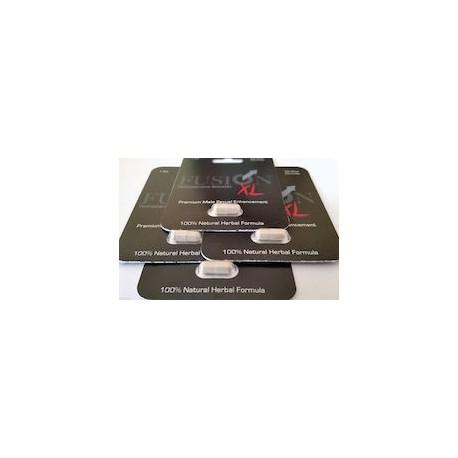 FUSION XL TESTOSTERONE BOOSTER (10 CAPSULAS)