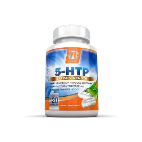 5 HTP EXTRA STRENGTH (120 CAPSULAS)