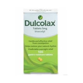 DULCOLAX (60 TABLETAS)