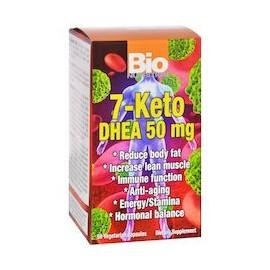 BIO NUTRITION 7 KETO DHEA 50 MG