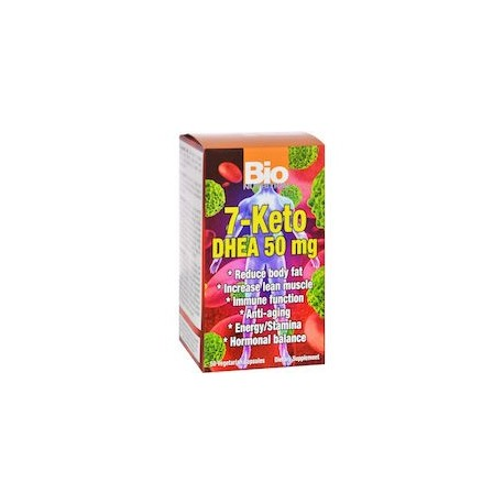 BIO NUTRITION 7 KETO DHEA 50 MG