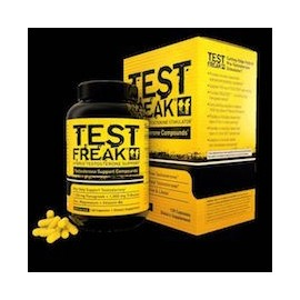 TEST FREAK 120 CAPS
