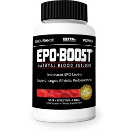 EPO BOOST NATURAL BLOOD BUILDER 120CAPS