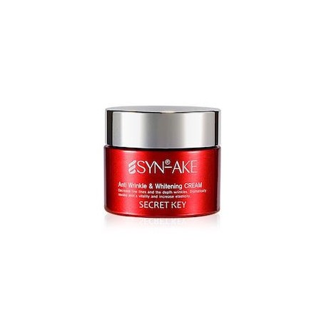 SECRET KEY AKE ANTI WRINKLE WITHENING CREMA 50G