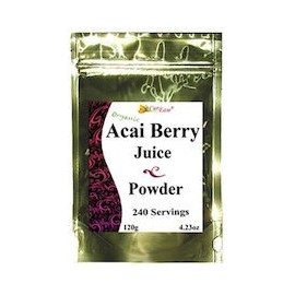 ACAI BERRY JUICE POWDER 120G
