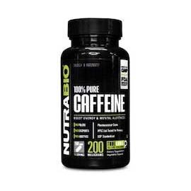 100% PURE CAFFEINE CAFEINA PURA 150CAPS